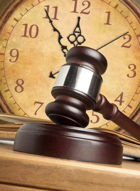 Суд должен соблюдать процессуальные сроки